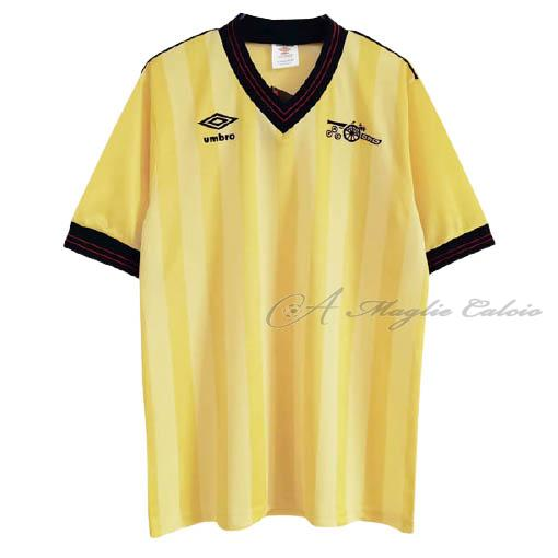 arsenal maglia retro away 1983-84