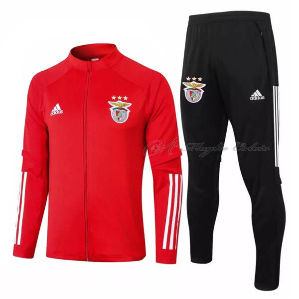 benfica giacca rosso 2020-21