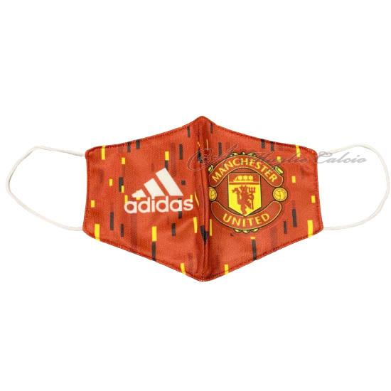 manchester united face masks home 2021