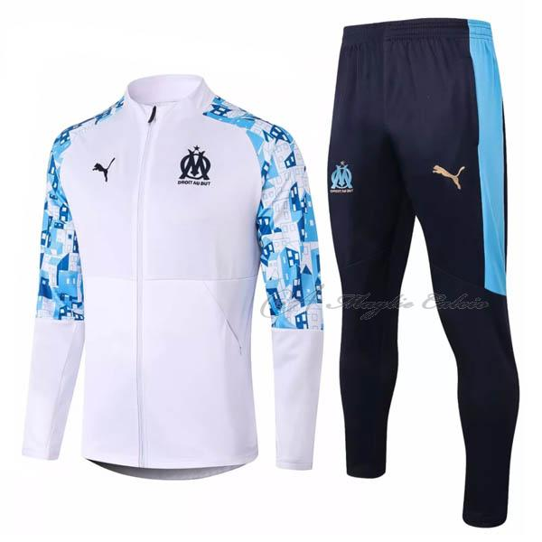 marseille giacca bianco 2020-21