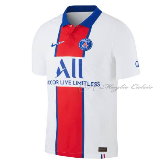 paris saint-germain maglia gara away 2020-21