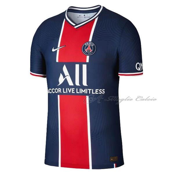 paris saint-germain maglia gara home 2020-21