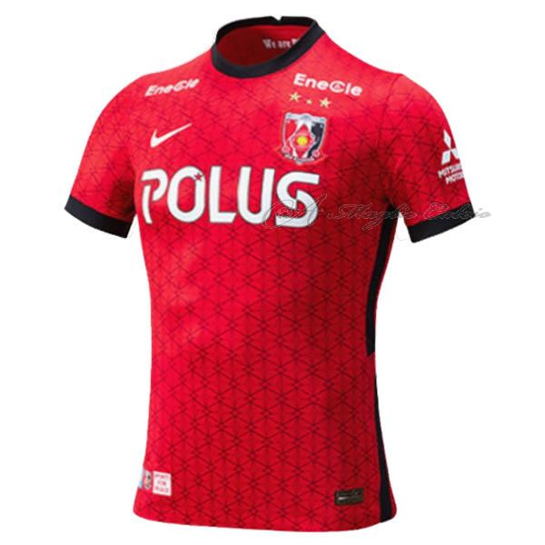 urawa red diamonds maglia gara home 2021